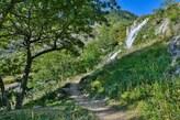 Wasserfall Cascata del Pisciai