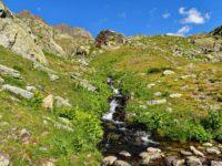 Am Wanderweg zum Lago Lansfero