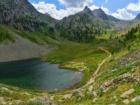 Hochtal des Lago di San Bernolfo
