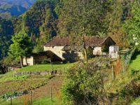 Bauernhaus bei Corniolo
