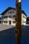 Chiemgau, Haus, Radweg, house, marktl, pillar, säule