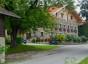 Baum, Chiemgau, Haus, Radweg, Strasse, house, street