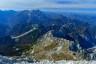 Berge, Felsen, Herbst, Mangart, Slovenia, Slowenien, Wiese, ascent, aufstieg, autumn, berg, distant view, gipfel, meadow, mountain, mountains, rock, summit, weitblick