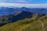 Aufstiegsweg zum Karstein