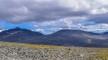Uralte Landschaften mit Wächtern