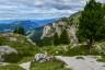 Aufstieg im Val de Chedul