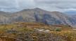 Berge, Glen Coe, Great Britain, Großbritannien, Highlands, Schnee, Schottland, Scotland, Wandern, clouds, gras, grass, moos, moss, mountains, snow, tramping, wolken