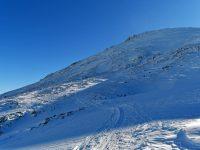 Gipfelhang des Schneibstein