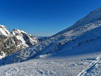 Blick nach Österreich