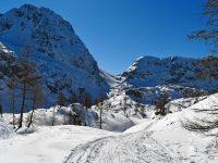 Tourenbericht - Skitour Skitour auf den Schneibstein in den Berchtesgadener Alpen