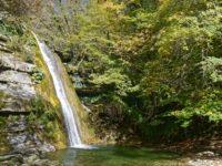 Cascate del Lavane am Talschluss