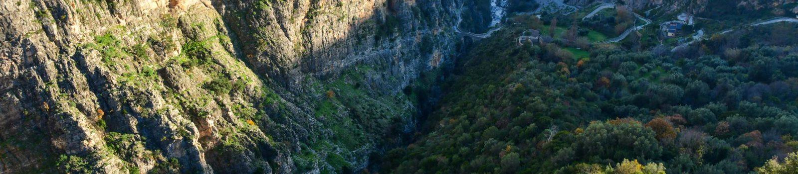 Wandern im Nationalpark Pollino