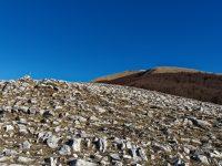 Aufstieg zur Serra del Prete