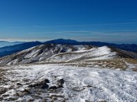 Höhenzug der Serra del Prete